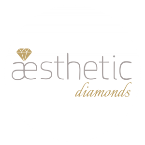 Logo Aesthetic Diamonds