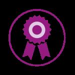 Icon Auszeichnung 25 Jahre Erfahrung